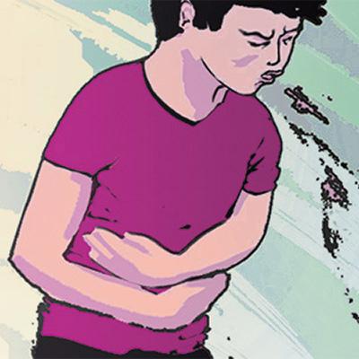 ilustración nauseas