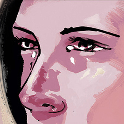 ilustración rinorrea y estornudos