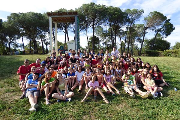 Campamento de verano AEPNAA