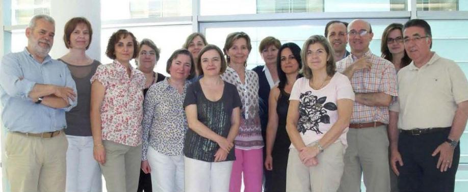 Miembros de AEPNAA y Comité científico