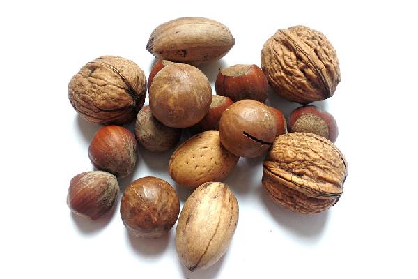Varios frutos secos