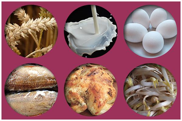 Alimentos que producen patologías