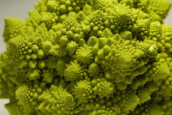 Brócoli romanesco