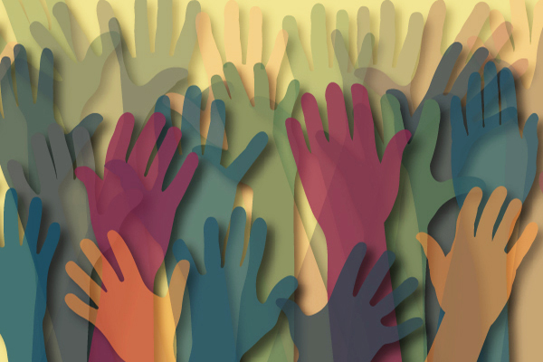 Ilustración Voluntariado
