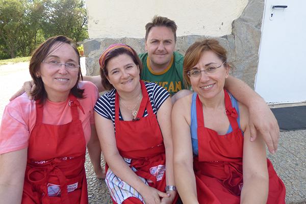 fotografía campamentos AEPNAA
