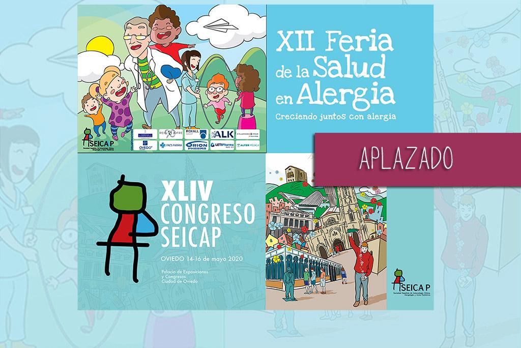 XLIV Congreso y XII Feria de la salud - SEICAP