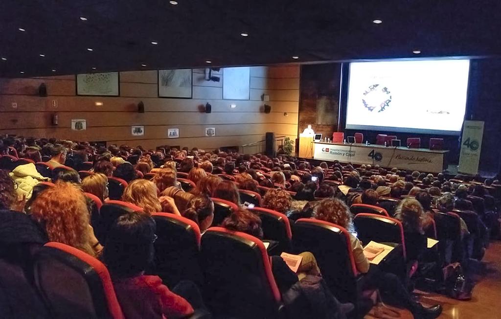 Jornada de Profesores 2018 AEPNAA
