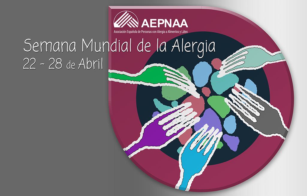 Semana mundial de la Alergia  AEPNAA 2018