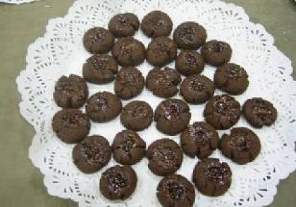 Botones de Chocolate