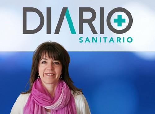Pilar Morón en Diario Sanitario