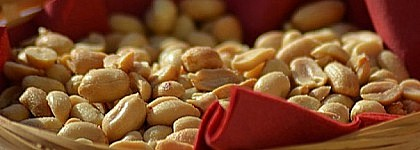 """Cacahuete no declarado en etiquetado en salsas de """"pesto"""" procedente de Italia."""