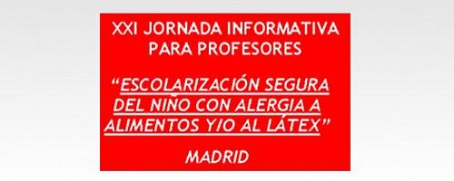 XX Jornada Informativa para Profesores (Madrid)