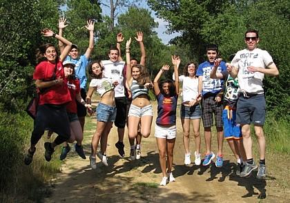 Entrevista sobre el campamento de verano de AEPNAA, revista Restauración colectiva