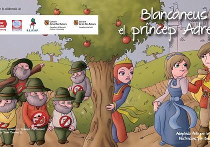 Conte: Blancaneus I El Príncep Adrenalin
