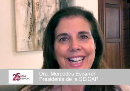 Entrevista a la Dra. Mercedes Escarrer