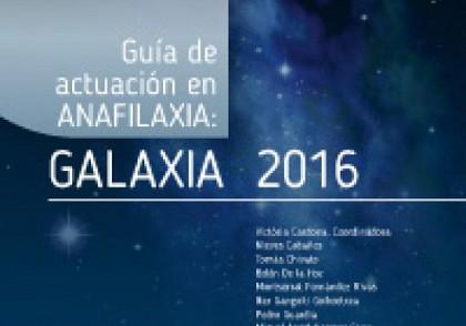 Guía de Actuación en ANAFILAXIA: GALAXIA 2016