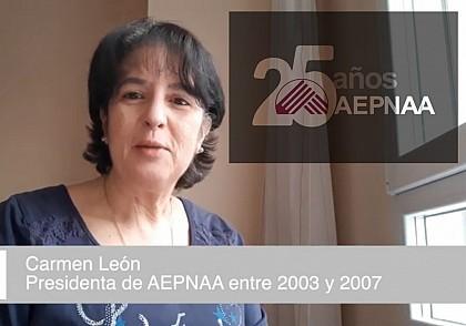 25 Aniversario: entrevista a las expresidentas de AEPNAA