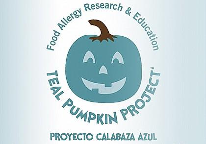Teal Pumpkin Project™ _Proyecto de la calabaza azul