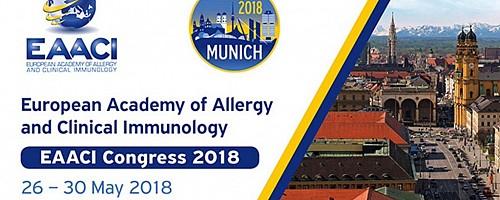 Congreso Anual de EAACI 2018
