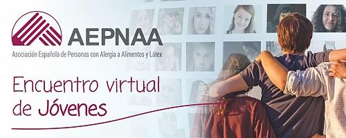 Encuentro virtual de Jóvenes