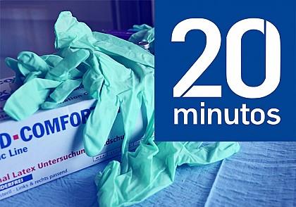 Alergia al Látex - Reportaje en 20 Minutos
