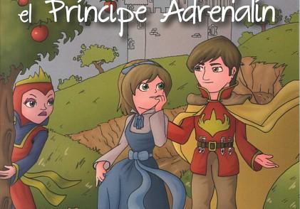 Cuento: Blancanieves y el príncipe Adrenalín