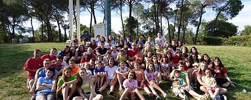 Campamento de Verano AEPNAA 2019 para niños con alergias a alimentos y látex